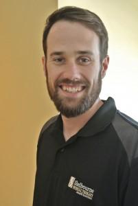 Kinesiologist Evan Rogers