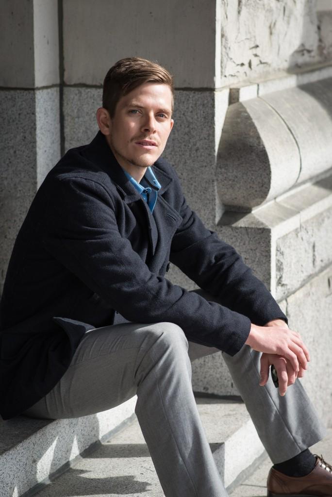Arlen Osborne kinesiologist Victoria BC